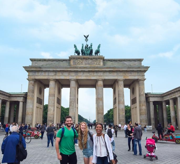 Berlin_Berlin_Brandenburg Gate_Siyanna Ahmadu